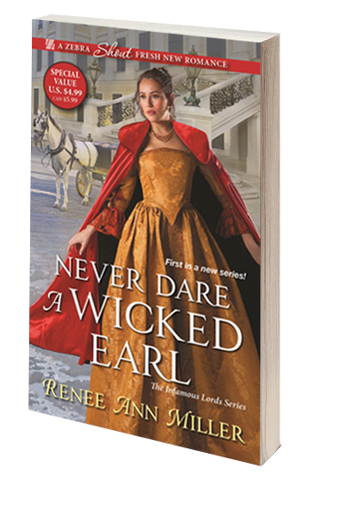Never Dare a Wicked Earl